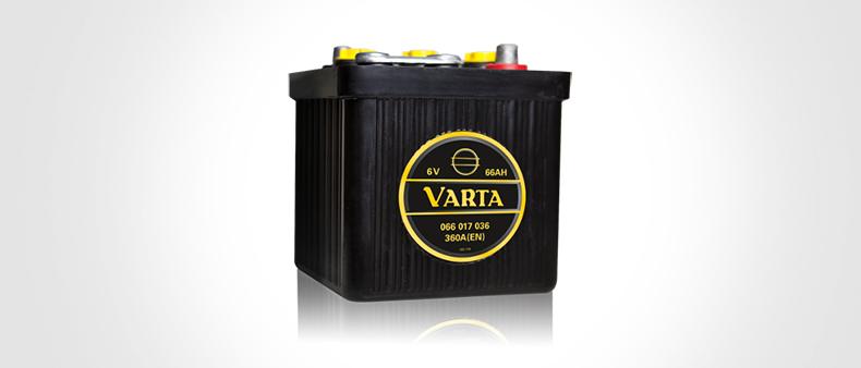 VARTA 6 Volt Classic